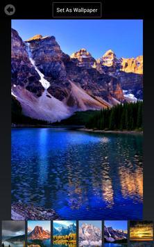 Mountains and Lakes Wallpapers screenshot 7