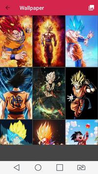 Goku Super Dragon Lock Screen screenshot 6