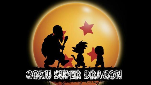 Goku Super Dragon Lock Screen screenshot 3