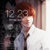 Anime Cool Boys Lock Screen icon