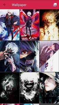 Kaneki Anime Ghoul Lock Screen screenshot 3