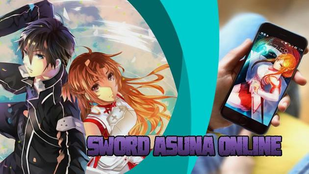 Sword Asuna Online Lock Screen screenshot 3