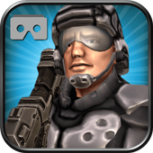VR Real Robot War Combat icon