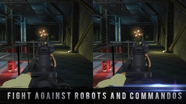 VR Real Robot War Combat apk screenshot