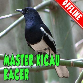 Master Kicau Kacer MP3 poster