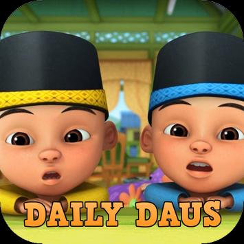 Daily Daus Voice Upin Ipin apk screenshot