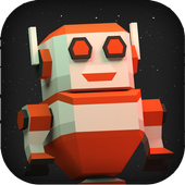 Robot Crossy Road icon