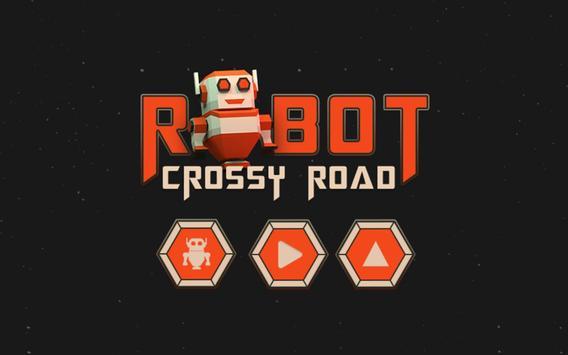 Robot Crossy Road screenshot 10