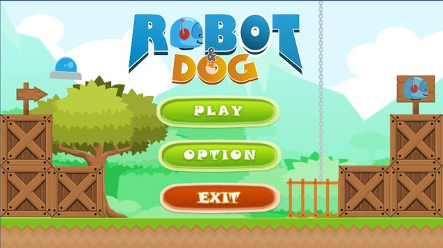Robot and Dog poster