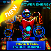 Power Robot Real Steel Tips icon