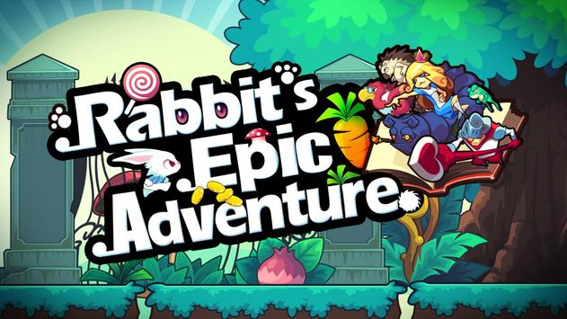 Rabbit's Epic Adventure poster
