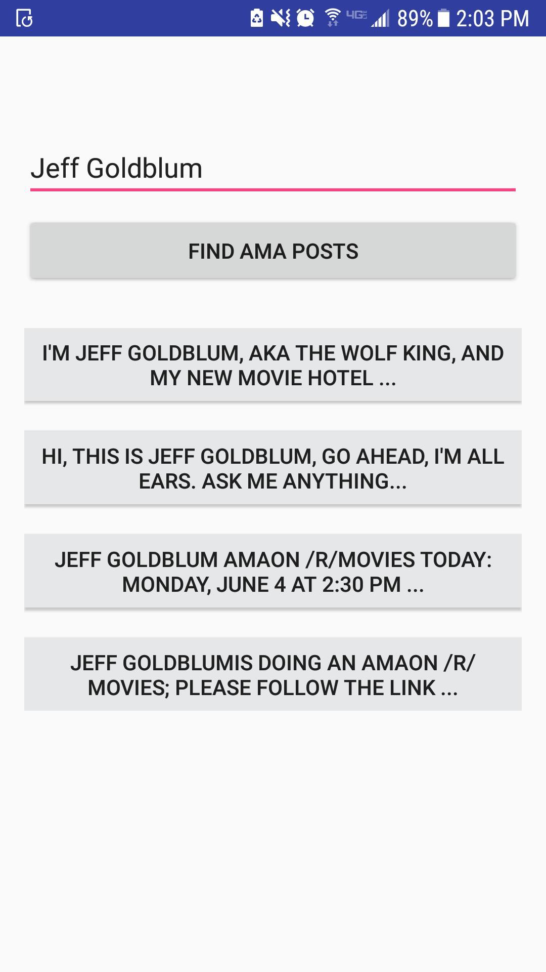 AMA Filter for Reddit for Android - APK Download