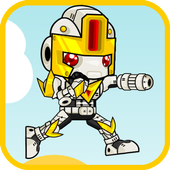 Robot Fighter icon