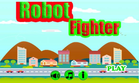 Robot Fighter poster