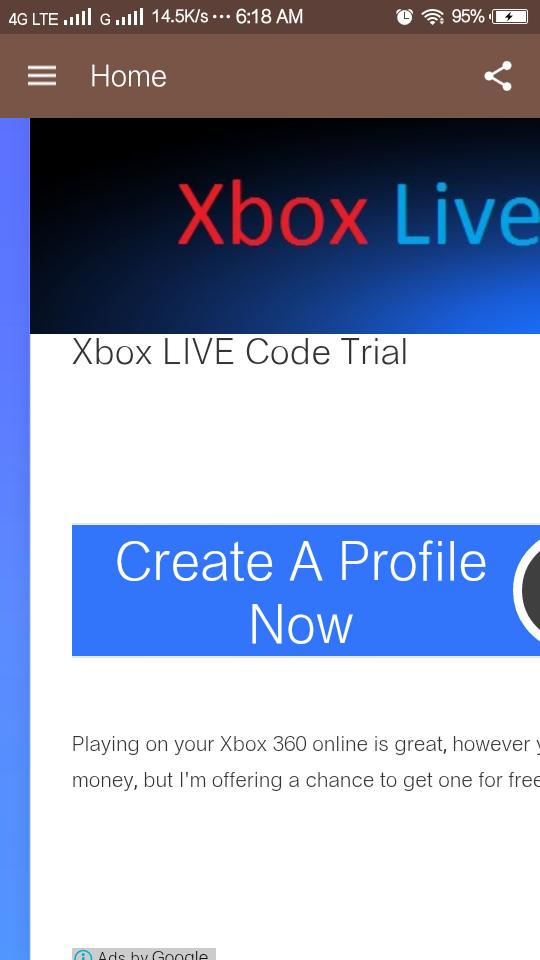 Free Xbox Code Generator 2017 for Android - APK Download