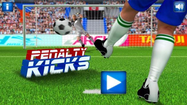 Penalty World Cup Game screenshot 2