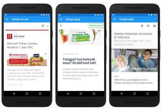 Pendaftaran Ojek Online Indonesia Lengkap apk screenshot