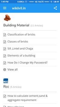 Wikicivil Learning screenshot 2