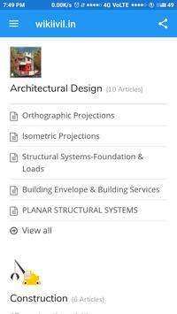 Wikicivil Learning screenshot 4