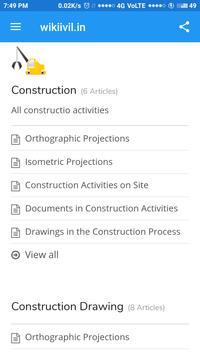 Wikicivil Learning screenshot 5