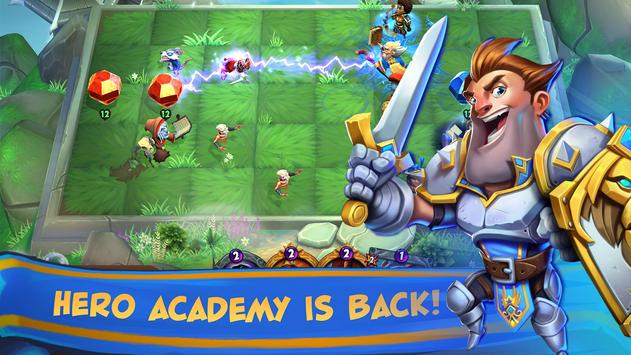 Hero Academy 2 apk screenshot