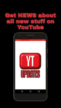Youtube Updates poster