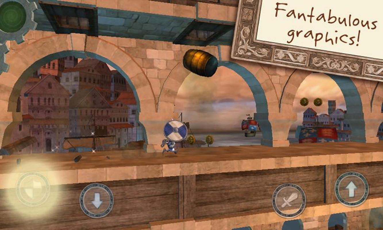 Wind up knight screenshot 2
