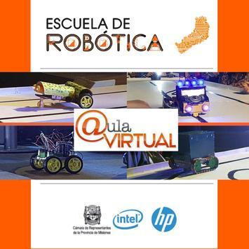 Roboticapp Virtual poster