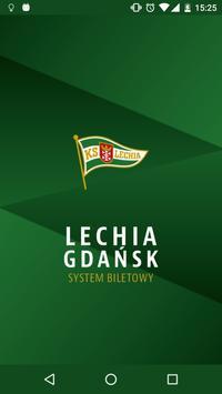 Bilety Lechia Gdańsk poster