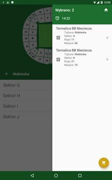 Bilety Lechia Gdańsk apk screenshot