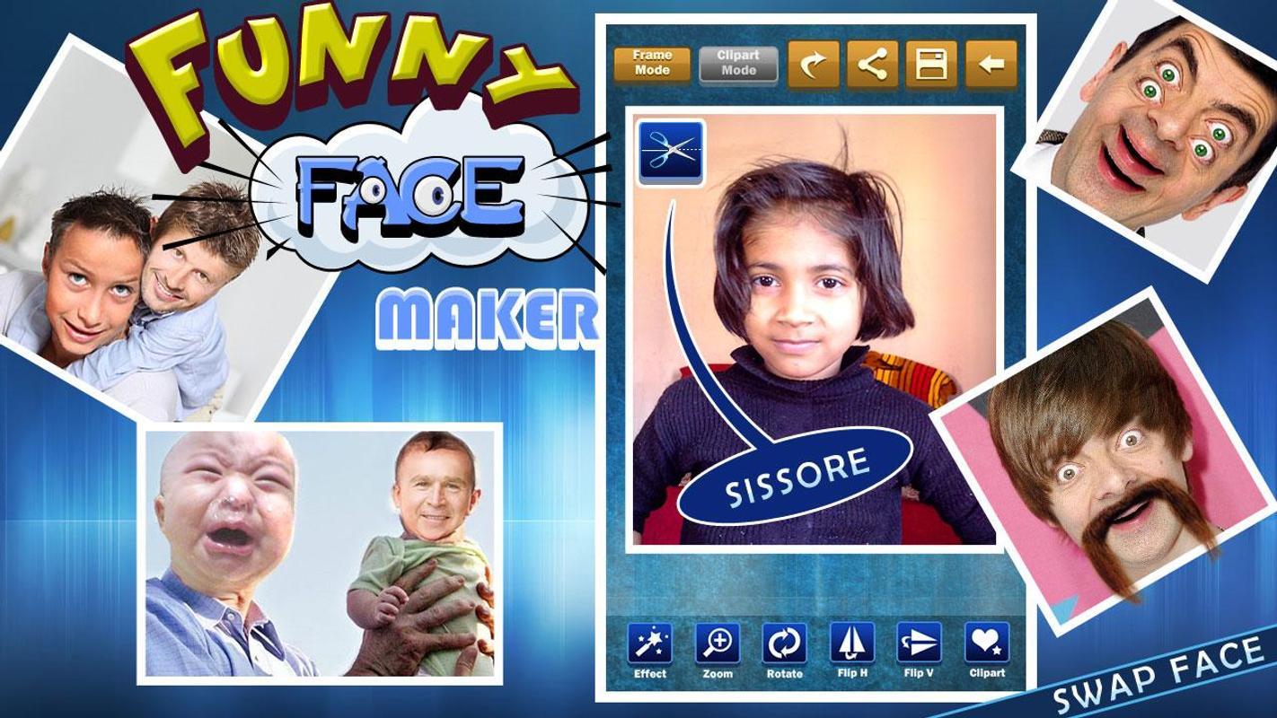 Funny Face Maker 12