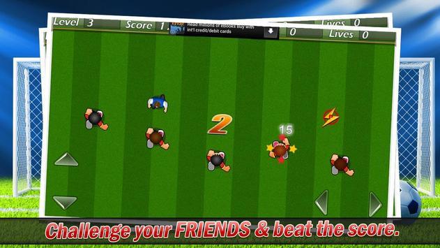 FootBall Shoot Mania apk screenshot