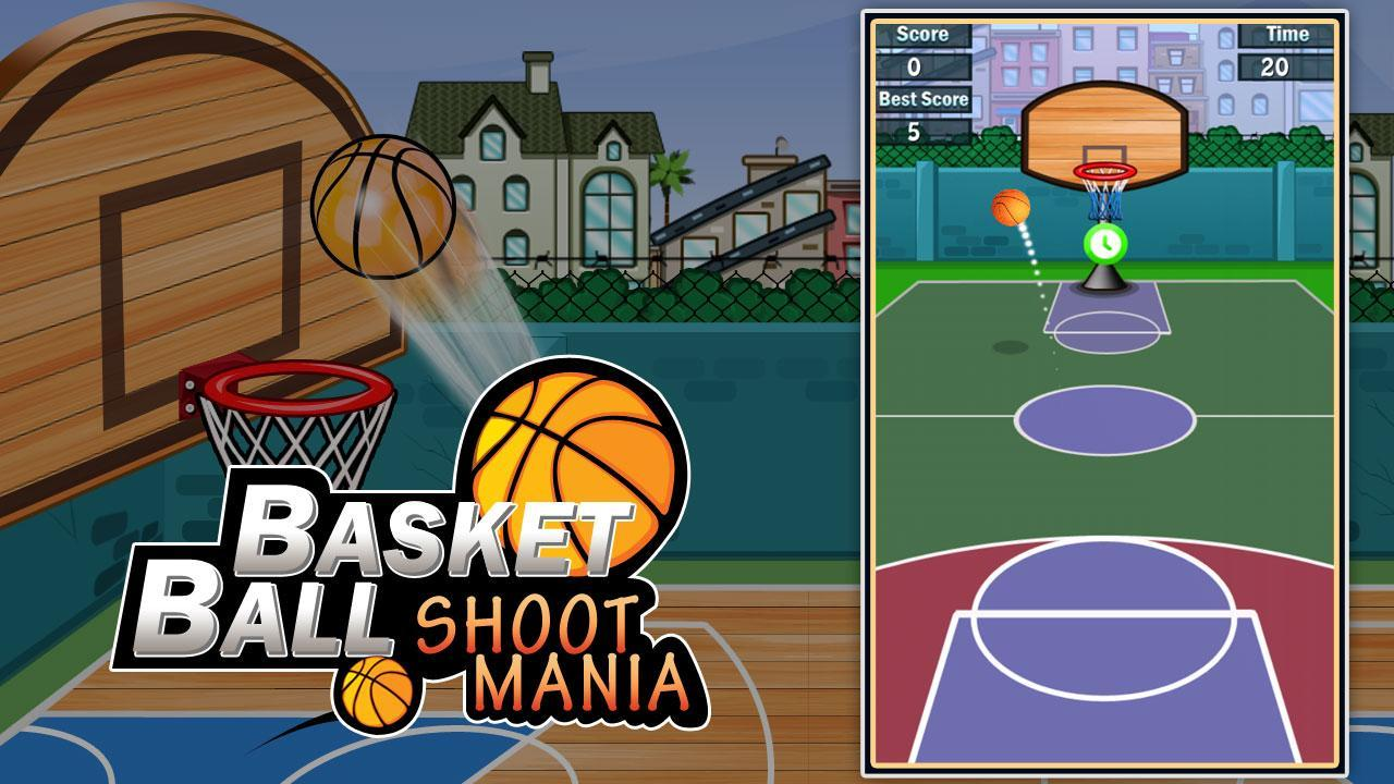 Basketball Shoot Mania For Android Apk Download