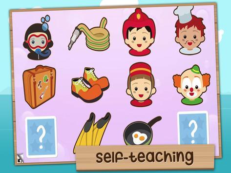 Baby educational games screenshot 3