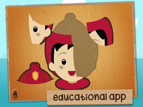 Baby educational games screenshot 2