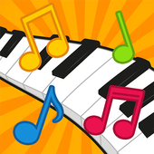 Kids Piano Melodies icon