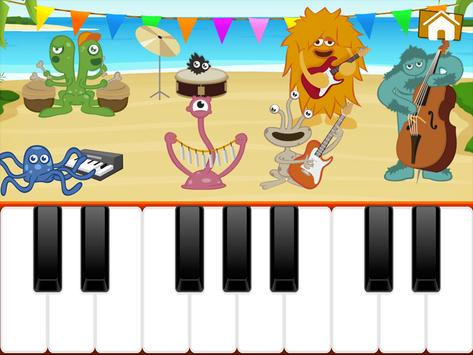 Kids Piano Melodies poster
