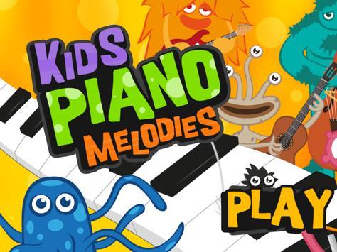 Kids Piano Melodies screenshot 3