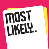 Most Likely - Best Party Game icon