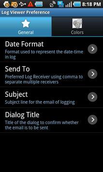 Robotsoft Log Viewer apk screenshot