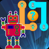 robot games for free for kids icon