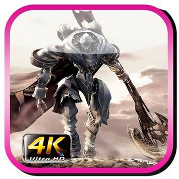 Character Robot Wallpaper HD screenshot 6