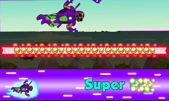 Robot Turtle Superhero screenshot 1