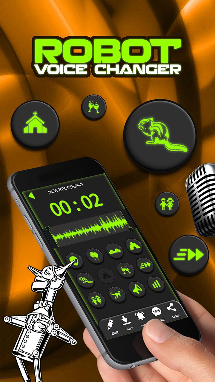 Robot Voice Changer for Android - APK Download