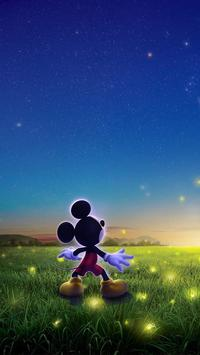 Disney Mickey Mouse Live Wallpaper screenshot 1