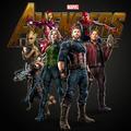 Avengers Infinity War Live Wallpaper
