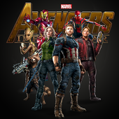 Avengers Infinity War Live Wallpaper icon