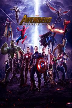 Avengers Infinity War Live Wallpaper Poster