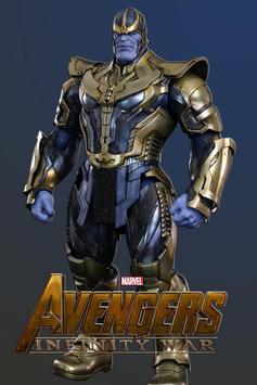 Avengers Infinity War Live Wallpaper screenshot 1
