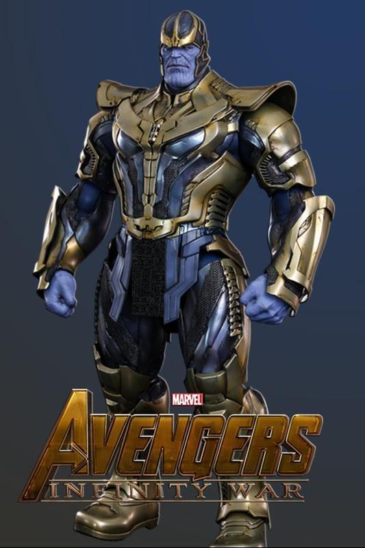 Avengers Infinity War Live Wallpaper poster Avengers Infinity War Live Wallpaper screenshot 1 ...